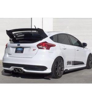 Rally Innovations 2015+ Ford Focus ST Rear Splitter