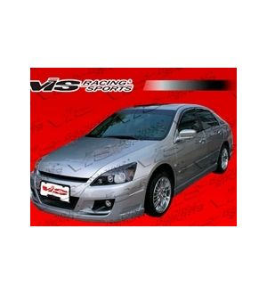 VIS Racing 2003-2007 Honda Accord 4Dr Vip Front Bumper