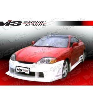 VIS Racing 2003-2006 Hyundai Tiburon 2Dr Wings Front Bumper
