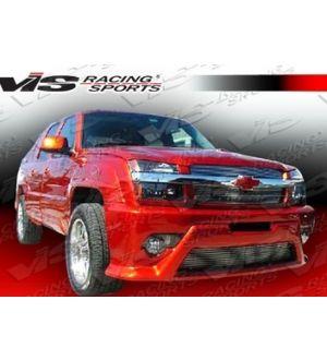 VIS Racing 2002-2006 Chevrolet Avalanche 4Dr Phoenix Front Bumper