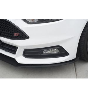 Rally Innovations 2015+ Ford Focus ST 3-Piece Front Splitter