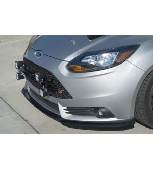 Rally Innovations 2013-2014 Ford Focus ST 3-Piece Front Splitter
