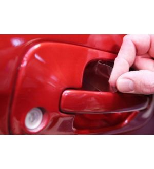 Lamin-X Door Handle Cup Paint Protection - Mitsubishi Outlander (2014, 2015, 2016, 2017)
