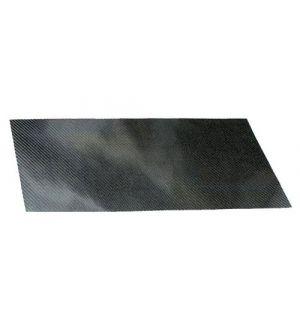 NRG Innovations Carbon Fiber Sheet - Black   23.5