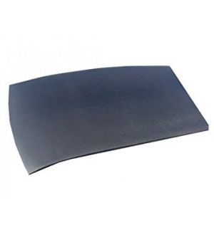 NRG Innovations Carbon Roof Cover Overlay 96-00 Honda Civic 2dr Coupe (EK9) with Sunroof