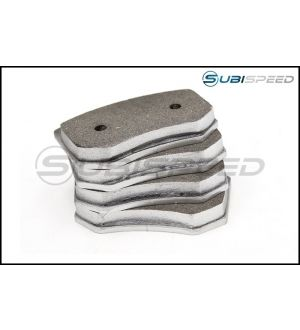 CARBOTECH XP8 BRAKE PADS - 18+ STI
