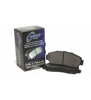 Centric Premium Semi-Metallic Brake Pads 300.07681