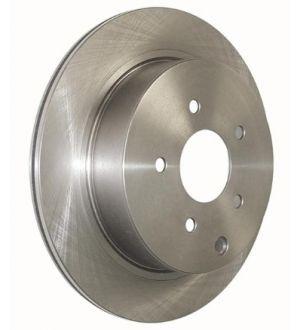 Centric Standard Brake Rotors 121.39039