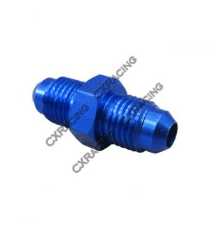 CX Racing Anodized Aluminum Flare Fitting AN4-AN4