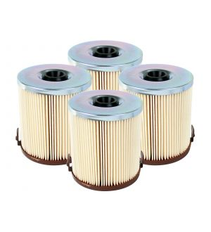 aFe Pro GUARD D2 Fuel Filter 94-97 Ford Diesel Trucks V8 7.3L (td-di) (4 Pack)