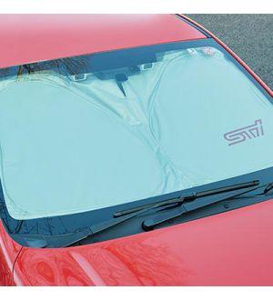 STI SUNSHADE WITH STEERING WHEEL COVER V3 2015-2020 Subaru WRX & STI