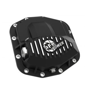 aFe Power Pro Series Front Differential Cover Black (Dana M210) 18-19 Jeep Wrangler JL 2.0L (t)