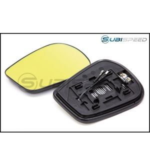 OLM WIDE ANGLE CONVEX MIRRORS GOLD EDITION 2013+ FR-S / BRZ / 86-No Defrost-No Turn Signal