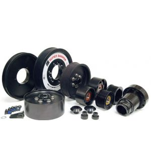 ATI Performance Products Conversion Kit - Alum - 10 & 4 Grv - LS7 - Y Body - LS3 Grand Sport Manual - 10 Percent OD