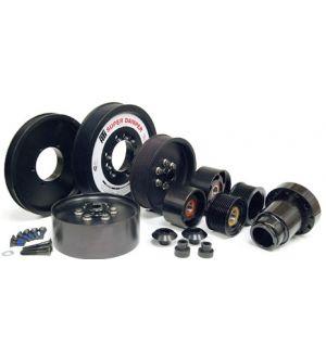 ATI Performance Products Conversion Kit - Alum - 8 & 4 Grv - LS1-2-3-6 & L76 - 97-13 - Y Body