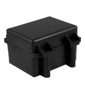 Curt 5in x 3-3/8in x 3-3/4in Watertight Breakaway Battery Case