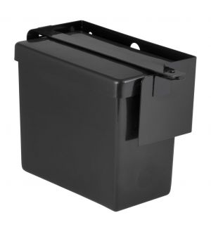 Curt 5-7/8in x 5-3/8in x 3-1/2in Breakaway Battery Case w/Lockable Bar