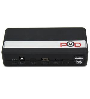 POD X5 Jump Starter w/Diesel Assist Black