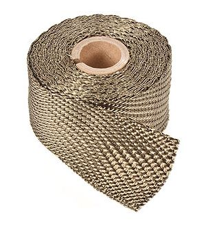 DEI Titanium Exhaust / Header Wrap 2in x 15ft