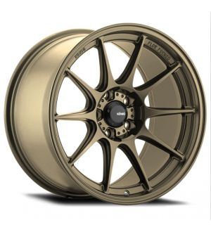 KONIG WHEELS DEKAGRAM GLOSS BRONZE SIZE 16×8 PCD 4×108