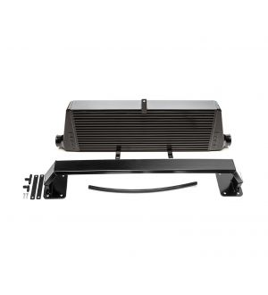 COBB Tuning Front Mount Intercooler Kit Black w/Black Piping