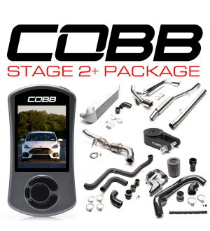 COBB Tuning Stage 2+ Power Package Silver
