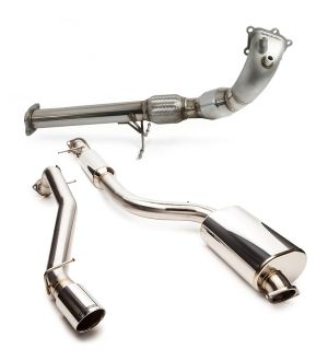 COBB Tuning Turbo Back Exhaust Stainless Steel #571301