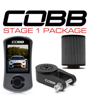 COBB Tuning Ford Stage 1 Power Package Focus RS 2016-2018