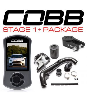COBB Tuning FORD STAGE 1+ Power Package Carbon Fiber FOCUS RS 2016-2018