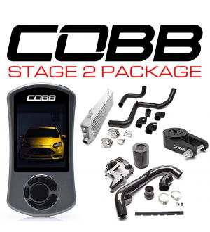 COBB Tuning Stage 2 Power Package Carbon Fiber FOCUS ST 2013-2018