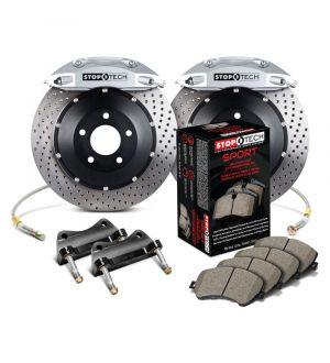 StopTech Big Brake Kit 2 Piece Rotor, Front 2 Box 2006-2014 Porsche - 83.798.4700.62
