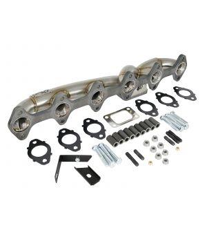 aFe Twisted Steel Header w/ Turbo Manifold 03-07 Dodge Diesel L6-5.9L