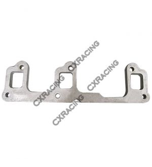 CX Racing Stainless Steel Exhaust Turbo Manifold Header flange For Grand National T-Type GNX 3.8L V6
