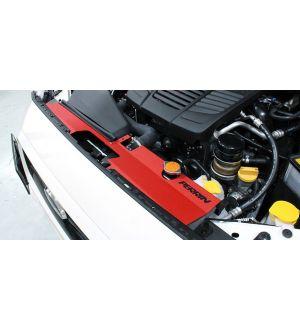 PERRIN RADIATOR SHROUD 2015-2020 Subaru WRX & STI - Red