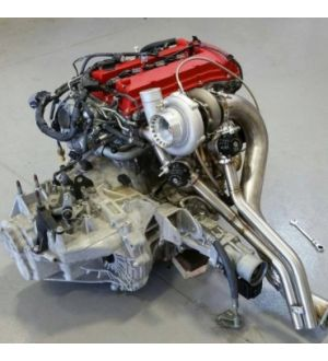 ETS 2008-2015 Mitsubishi Evo X T4 Twin Scroll Turbo Kit - ETS 4.0