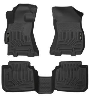 Husky Liners Front & 2nd Seat Floor Liners