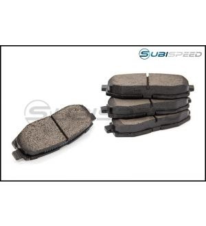 FACTIONFAB BRAKE PADS - 2013+ BRZ