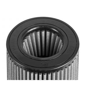 aFe MagnumFLOW Pro DRY S Replacement Air Filter 4in F x 6in B (mt2) x 4-1/2in T (Inv) x 7-1/2in H