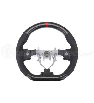 FactionFab Steering Wheel Carbon and Leather Subaru WRX / STI 2008 - 2014