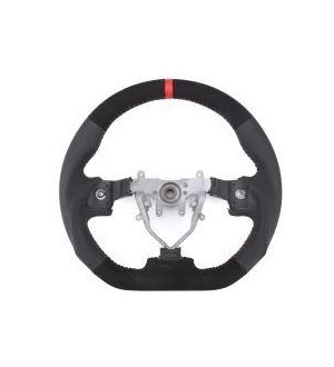FactionFab Steering Wheel Leather and Suede Subaru WRX / STI 2008 - 2014