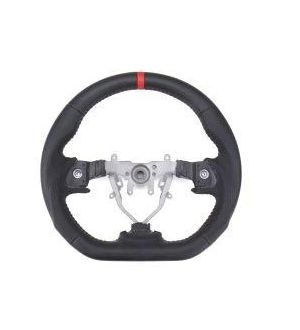 FactionFab Steering Wheel Leather Subaru WRX / STI 2008 - 2014