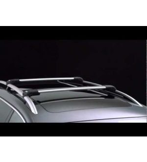 Thule AeroBlade Edge M Load Bar for Raised Rails (Single Bar) - Black