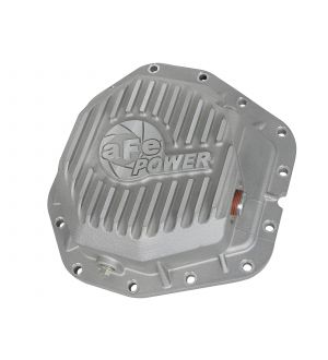 aFe Power Rear Diff Cover Raw Finish 2017 Ford F-350/F-450 V8 6.7L (td) Dana M300-14 (Dually)