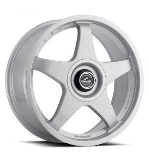fifteen52 Chicane 18x8.5 5x120/5x114.3 35mm ET 73.1mm Center Bore Speed Silver Wheel