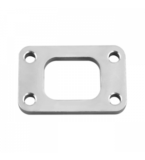 CX Racing T3 Turbo Manifold Flange Adapter Stainless Steel T04E GT35