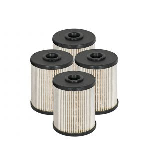 aFe ProGuard D2 Fuel Filter (4 Pack) 00-07 Dodge Diesel Trucks L6-5.9L (td)