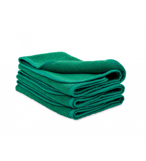 Griots Garage Dual-Weave Interior Towels - 16in x 16in (Set of 3)