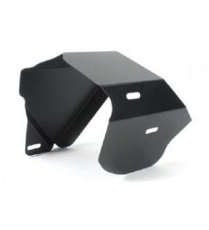 GrimmSpeed Turbo Heat Shield Black