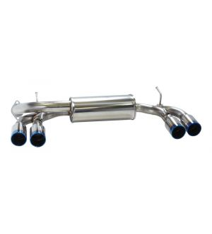 HKS Legamax Premium Axle-Back Exhaust System