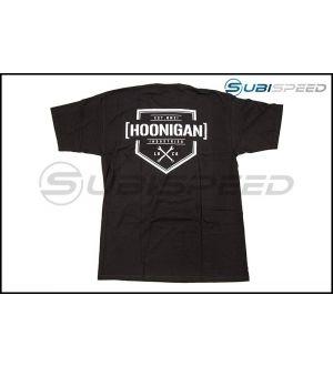 HOONIGAN Bracket X Short Sleeve Black Tee